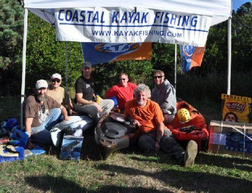 2012 – Kayak Fishing Fall Classic Tournament Results