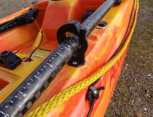 Can I install the CKF Paddle Clips on kayaks with rounded sides like The Ride, Prowler and Malibu Kayaks?